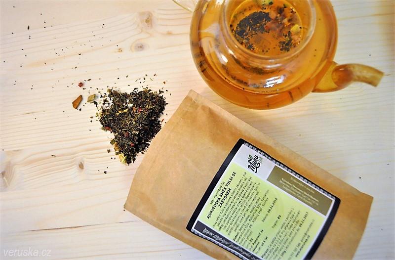 Manu tea ájurvédská směs