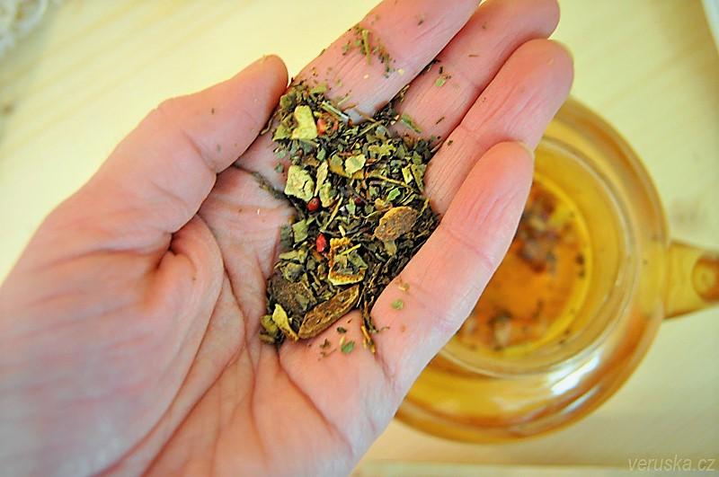 Manu tea čaj