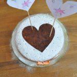 Polentový koláč s mandlemi
