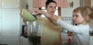 TerapieChutí: zelená polévka